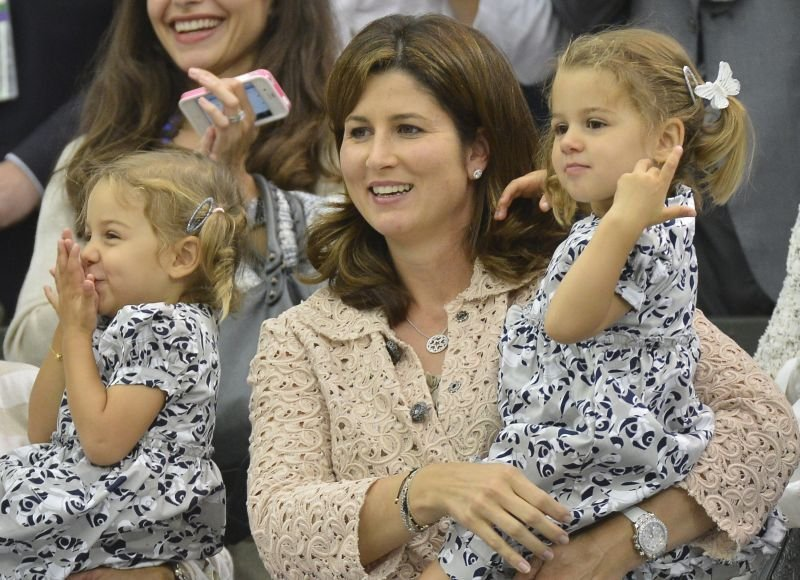 JPEG - Wikipedia Roger federer daughters photos