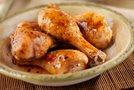 Piščančje krače v medeni omaki
