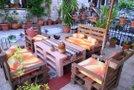 Vrtno pohištvo, palete