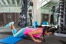 Ženska v fitnesu - 2