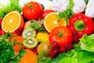 Poletno sadje in zelenjava