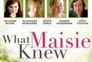 Kaj je vedela Maisie
