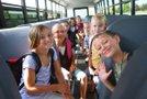 Šolarji na avtobusu