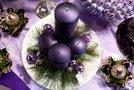 Božično-novoletna dekoracija 2010