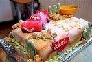 Torta ustvarjalne mamice Nataše Cajzek