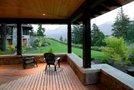 Lesena veranda