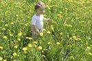 Otrok v naravi