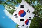 Zastava Južne Koreje