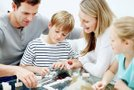 Družina in družabne igre