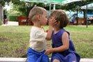 Poljubček