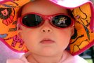 Otrok na soncu