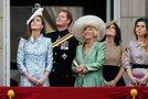 Uradno praznovanje 89. rojstnega dne britanske kraljice Elizabete II. - 1