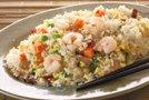 Pečen riž po kitajsko