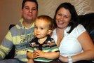 Joshua Clark s staršema
