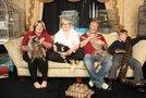Družina Hewitt z ljubljenčki