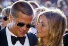Brad Pitt in JenniferbrAniston