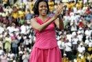 Ameriška prva dama Michelle Obama