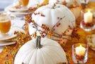 Buče, dekoracija, jesen