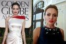 Angelina Jolie in Iryna Osypenko Nemec