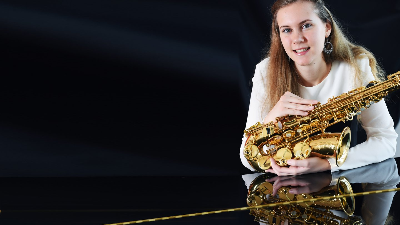 Sandra Rijavec, saksofonistka