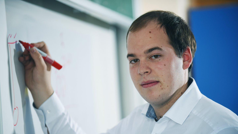 Mitja Suvajec, fizik