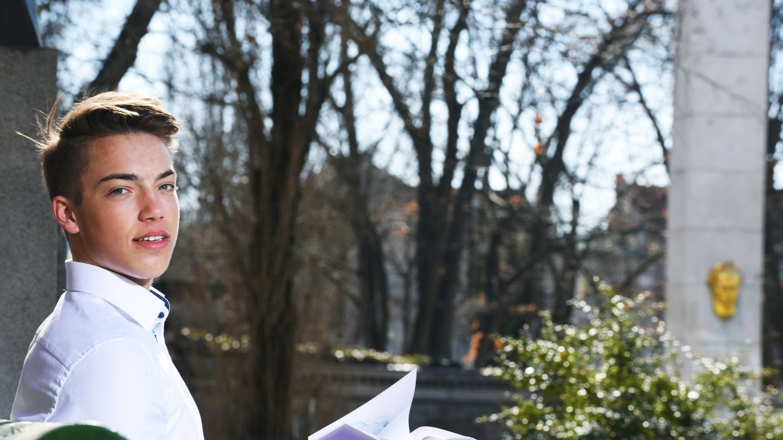 Luka Podlipnik, besedni umetnik