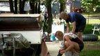 kampiranje