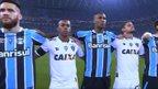 Vrhunci tekme Gremio - Atletico Mineiro
