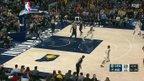 Vrhunci tekme Indiana Pacers - Denver Nuggets