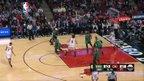 Vrhunci tekme Chicago Bulls - Boston Celtics