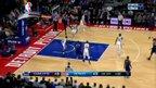 Vrhunci tekme Detroit Pistons - Charlotte Hornets