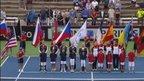 Nacistična himna na Fed Cupu