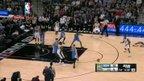 Vrhunci tekme San Antonio Spurs - Denver Nuggets