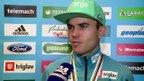 Jernej Damjan presrečen po osvojeni medalji na SP