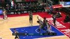 Vrhunci tekme Detroit Pistons - Brooklyn Nets