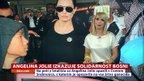 Angelina Jolie izkazuje solidarnost Bosni