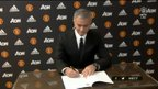 Jose Mourinho uradno na klopi rdečih vragov