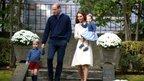 Britanska kraljeva družina med obiskom Kanade - 4