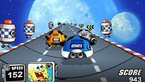 Spongebob and spaceship racers 2