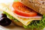 Polnozrnat sendvič s piščancem