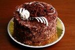 Čokoladna piškotna torta