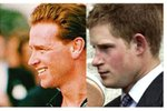 Princ Harry in njegov domnevni oče