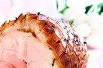 Pečena glazirana šunka
