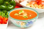 Hladna juha iz paprike