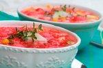Hladna juha iz lubenic