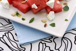 Solata iz lubenice in fete