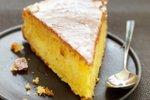 Pomarančni kolač z olivnim oljem