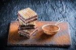 Čokoladne napolitanke z lešniki
