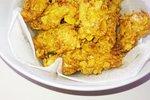 Pohan piščanček z nacho čipsom