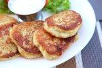 Krompirjeve palačinke z mesnim nadevom
